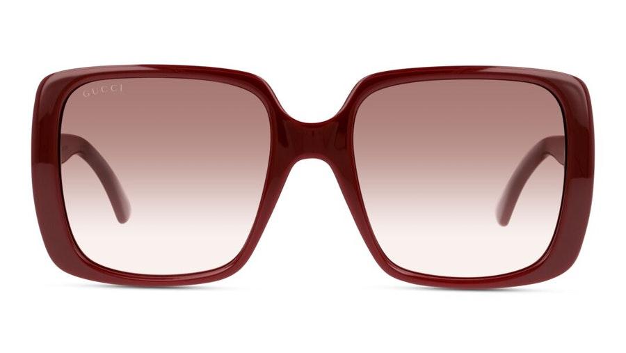Gucci GG 0632S Women's Sunglasses Red / Red