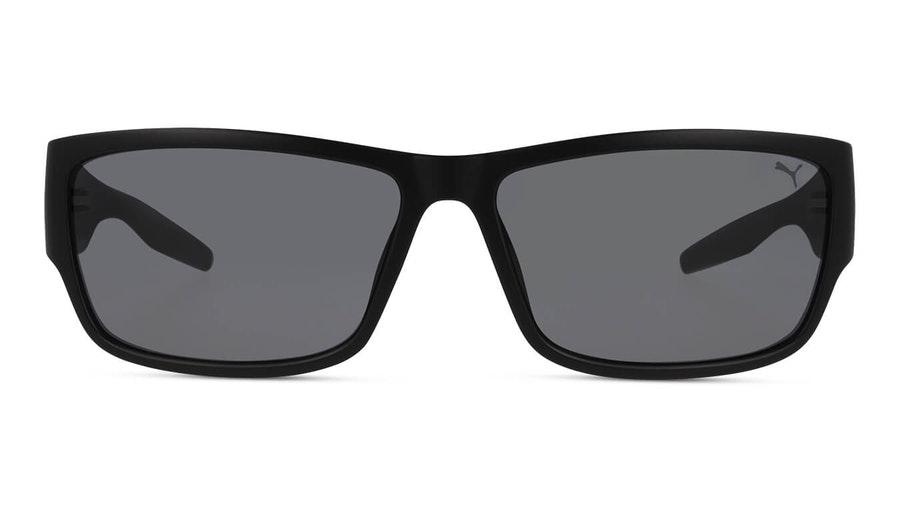 Puma PE 0121S (001) Sunglasses Grey / Black