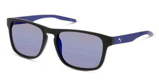 PE 0118S Men's Sunglasses Brown / Black 1