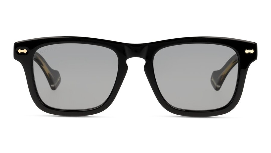 Gucci GG 0735S Men's Sunglasses Grey / Black