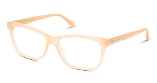 GG 0731O Women's Glasses Transparent / Pink