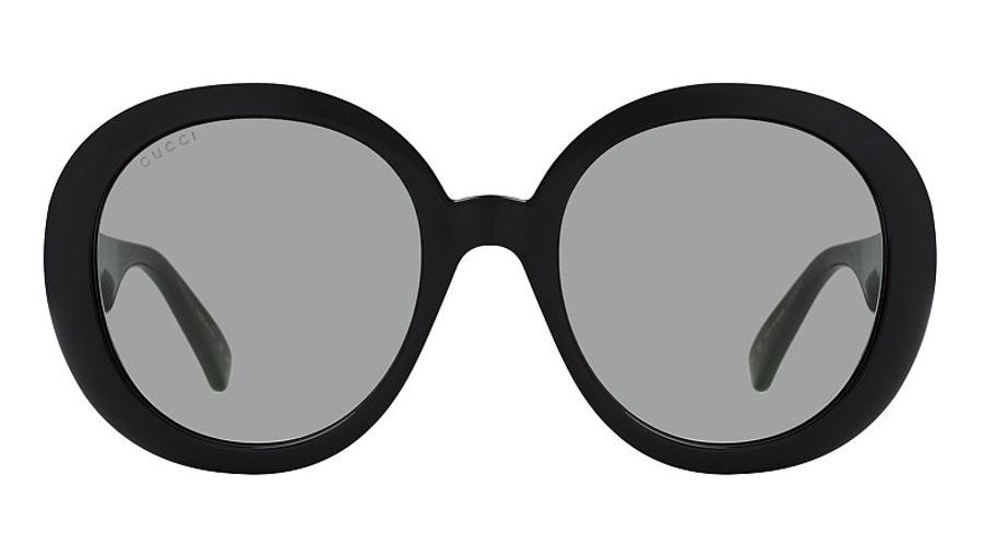 Gucci GG 0712S (001) Sunglasses Grey / Black