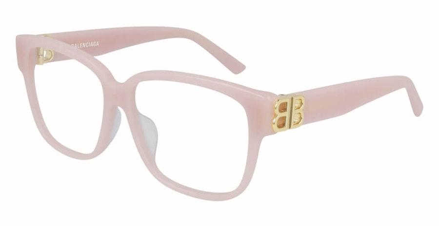 Balenciaga BB 0104O (Large) (004) Glasses Pink