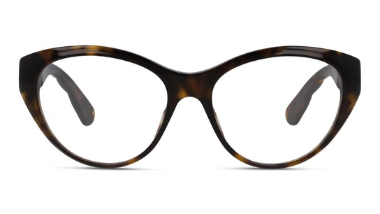 GG 0812O Women's Glasses Transparent / Tortoise Shell