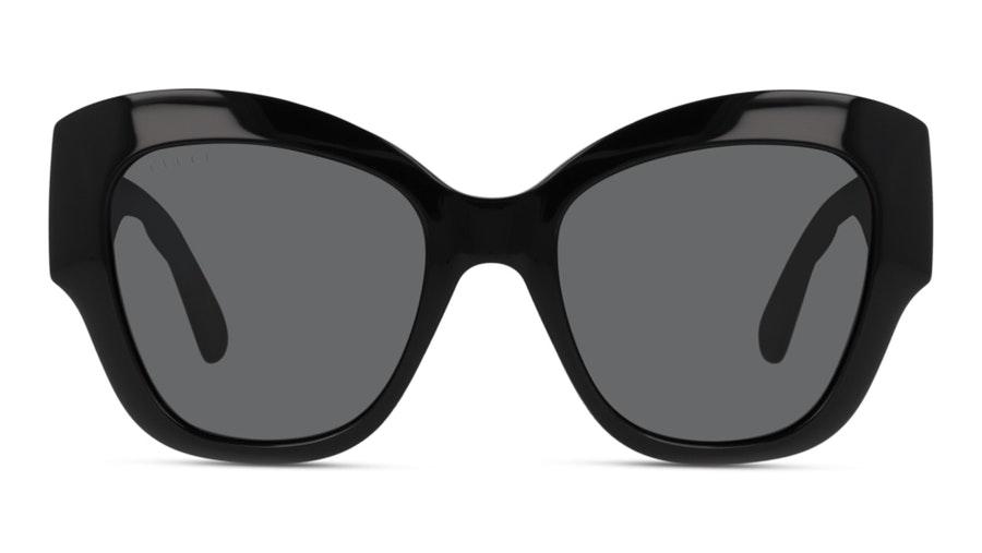 Gucci GG 0808S Women's Sunglasses Grey/Black