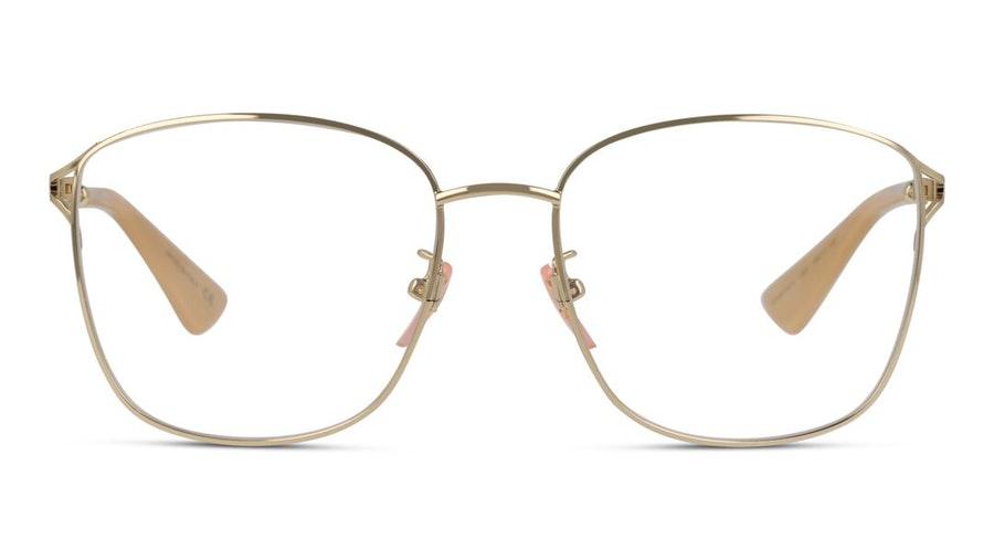 Gucci GG 0819OA (Large) (002) Glasses Gold