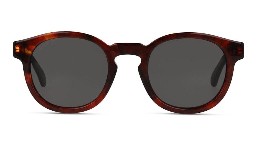 Gucci GG 0825S Unisex Sunglasses Grey / Havana