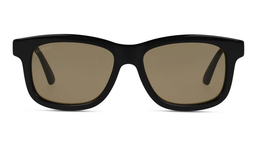 Gucci GG 0824S Unisex Sunglasses Brown / Black