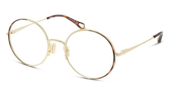 CH 0040O Women's Glasses Transparent / Gold