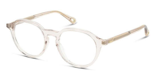 CH 0012O Women's Glasses Transparent / Pink