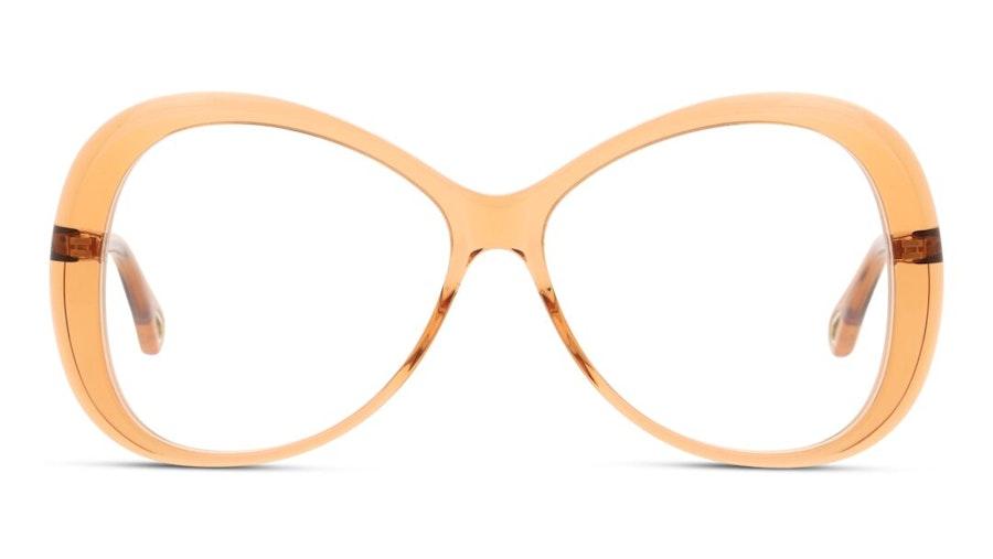Chloe CH 0011O (Large) (001) Glasses Orange