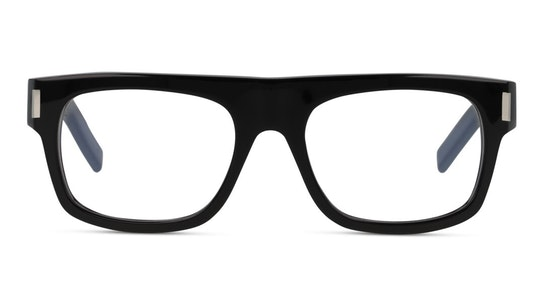 Opt SL 293 Men's Glasses Transparent / Black