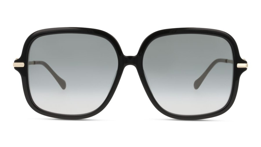 Gucci GG 0884SA (001) Sunglasses Grey / Rose Gold