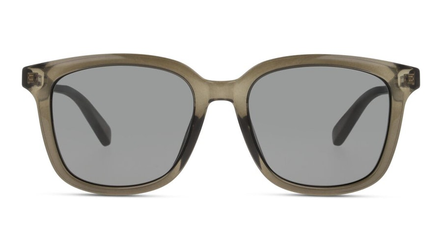 Gucci GG 0939SA (001) Sunglasses Grey / Green
