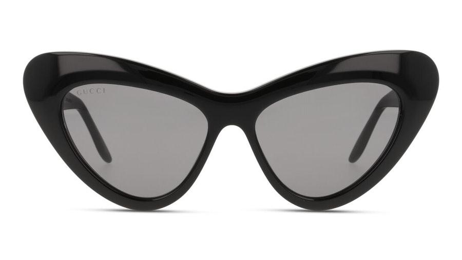 Gucci GG 0895S Women's Sunglasses Grey / Black