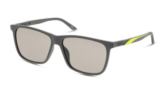PU 0322S Men's Sunglasses Grey / Grey