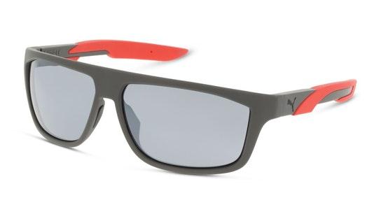 PU 0326S Men's Sunglasses Grey / Grey