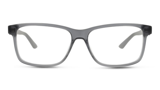 PU 0341O (Large) Men's Glasses Transparent / Grey