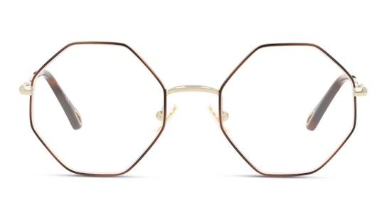 CH 0022O Women's Glasses Transparent / Tortoise Shell