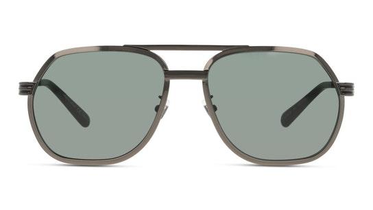 GG 0981S Men's Sunglasses Green / Black