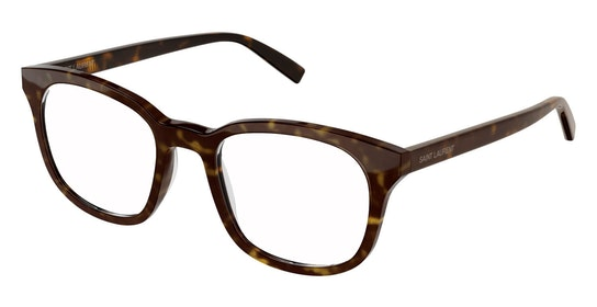 SL 459 Men's Glasses Transparent / Tortoise Shell