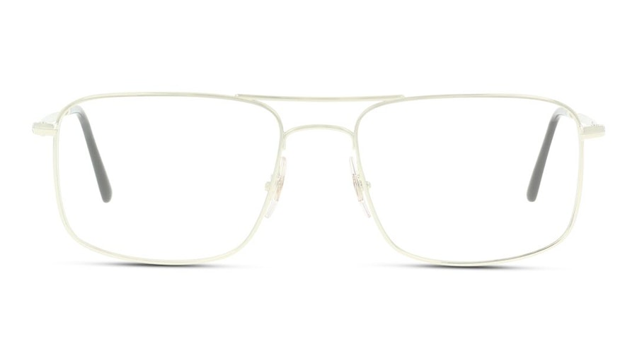 Ray-Ban RX 6434 Men's Glasses Silver
