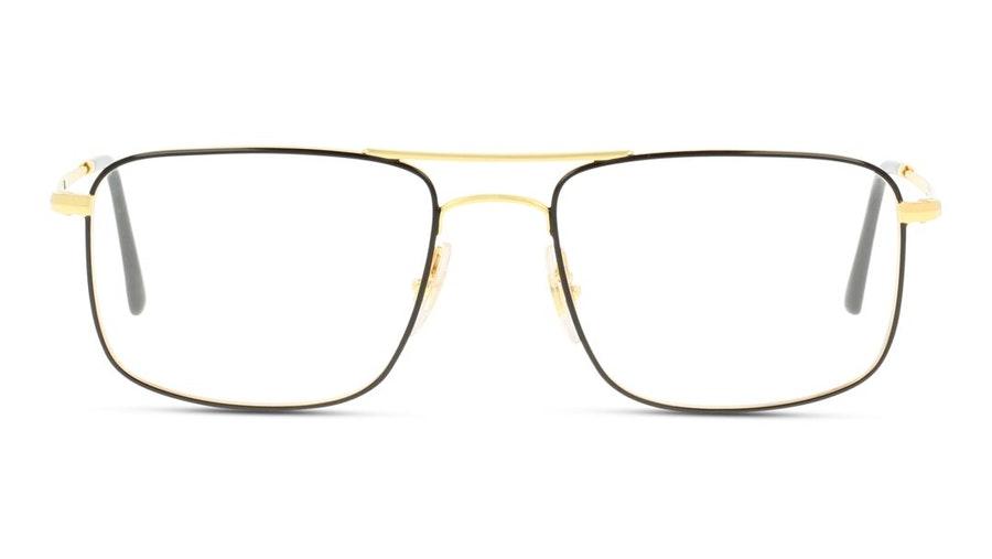 Ray-Ban RX 6434 Men's Glasses Black