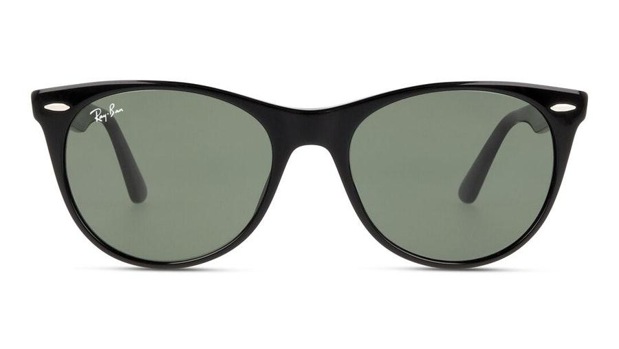 Ray-Ban Wayfarer II RB 2185 Women's Sunglasses Grey/Black
