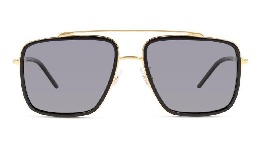 Dolce & Gabbana DG 2220 Men's Sunglasses Grey / Black