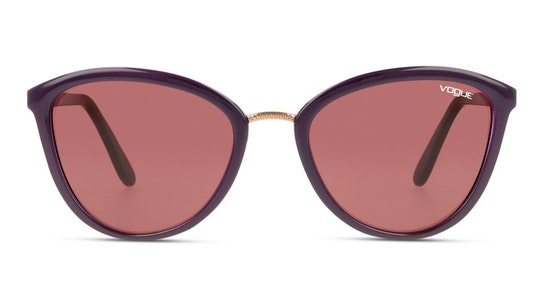 VO 5270S Women's Sunglasses Red / Violet