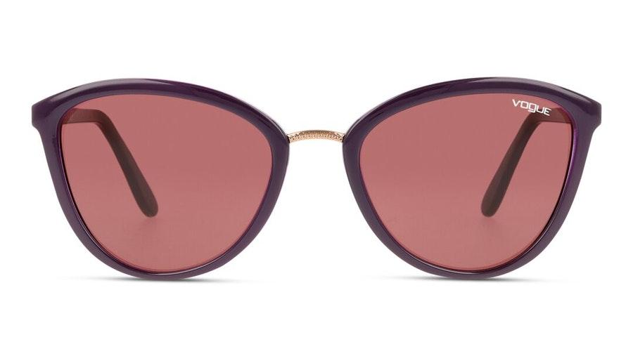 Vogue VO 5270S (240975) Sunglasses Red / Violet