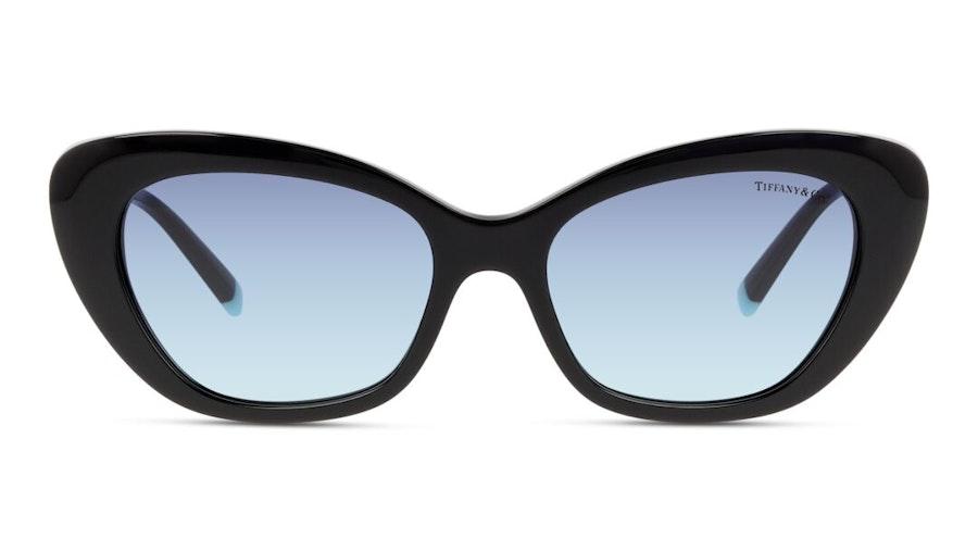 Tiffany & Co TF 4158 (80019S) Sunglasses Blue / Black