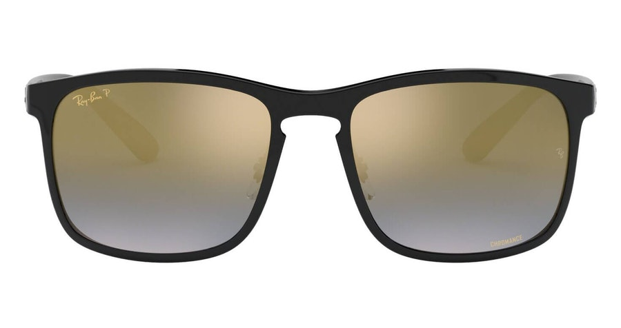 Ray-Ban RB 4264 Men's Sunglasses Gold/Black
