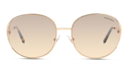 TF 3065 Women's Sunglasses Brown / Gold