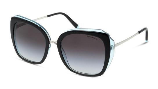 TF 4160 Women's Sunglasses Grey / Black