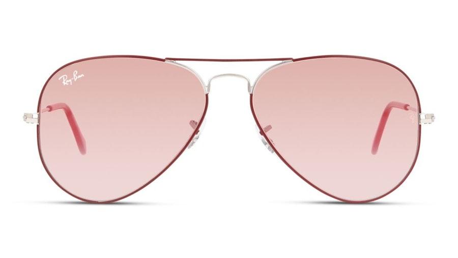 Ray-Ban Aviator RB 3025 Men's Sunglasses Pink / Pink
