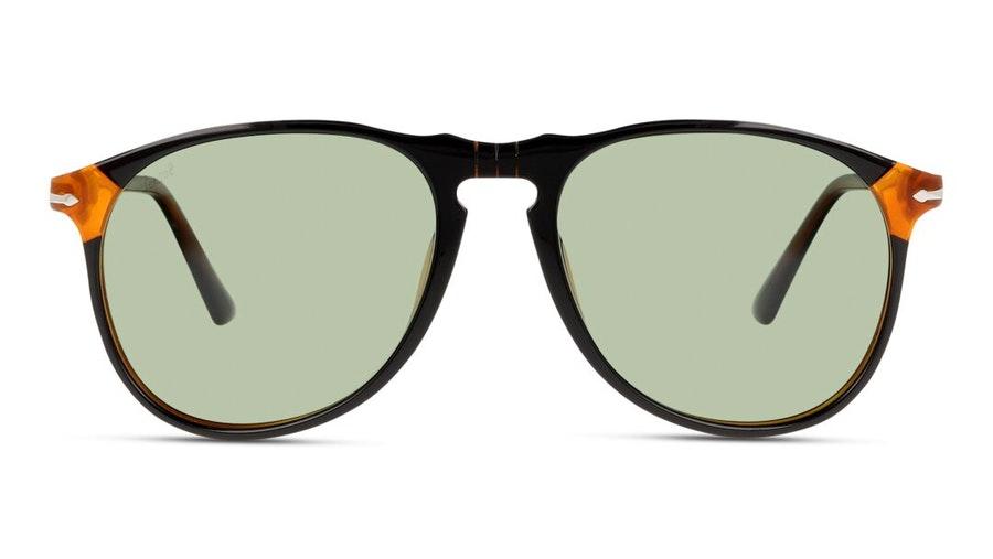 Persol PO 6649S (1096P1) Sunglasses Green / Black