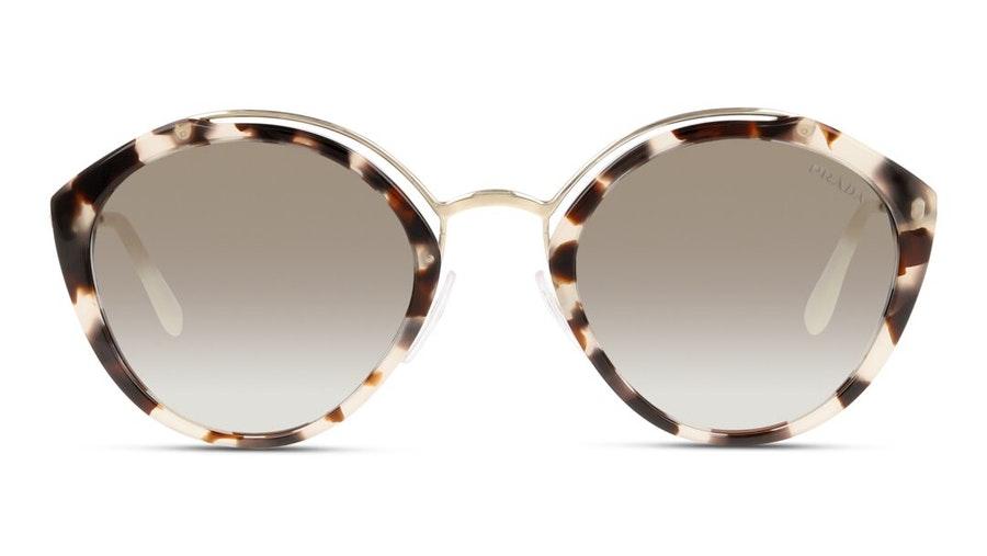 Prada PR 18US Women's Sunglasses Brown / Tortoise Shell