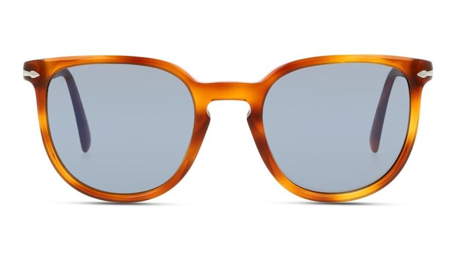 Persol PO 3226S Men's Sunglasses Blue / Tortoise Shell