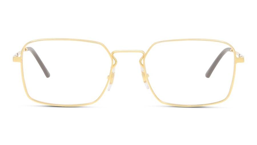 Ray-Ban RX 6440 Men's Glasses Gold