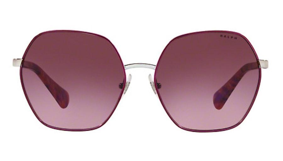 Ralph by Ralph Lauren RA 4124 Women's Sunglasses Blue / Silver