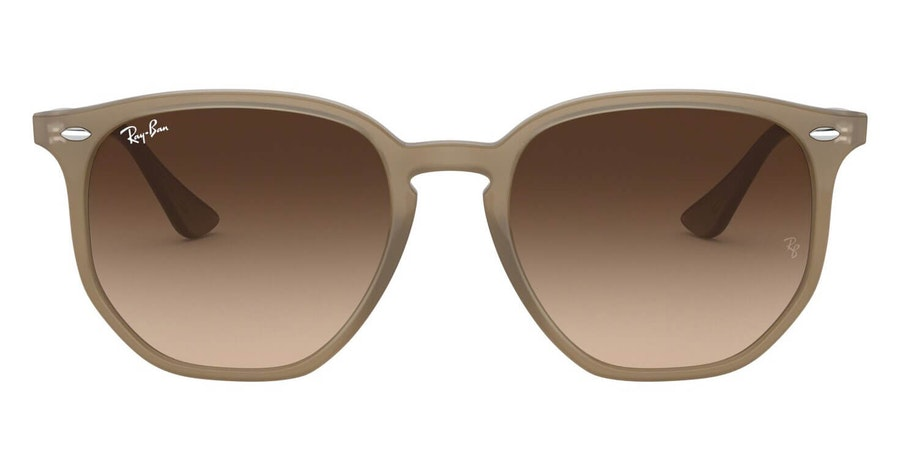 Ray-Ban RB 4306 Men's Sunglasses Brown/Beige
