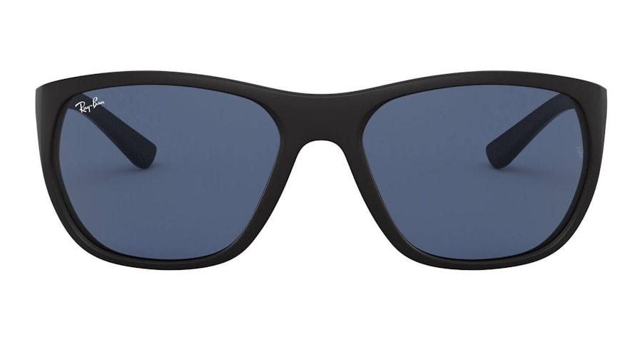 Ray-Ban RB 4307 (601S80) Sunglasses Blue / Black
