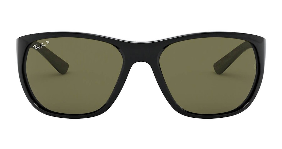 Ray-Ban RB 4307 Men's Sunglasses Grey/Black