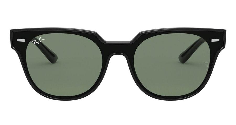 Ray-Ban Wayfarer RB 4368N Men's Sunglasses Green / Black