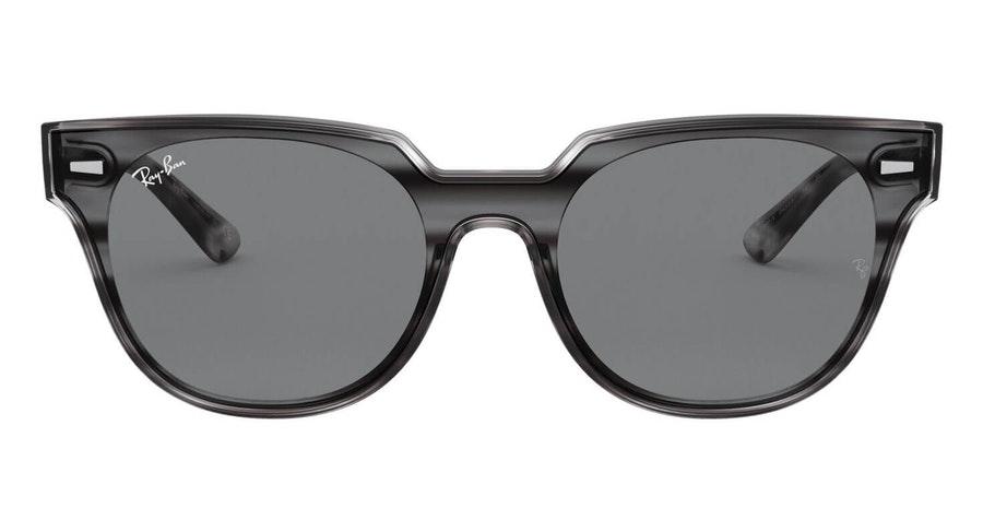 Ray-Ban Blaze Meteor RB 4368N Men's Sunglasses Grey/Tortoise Shell