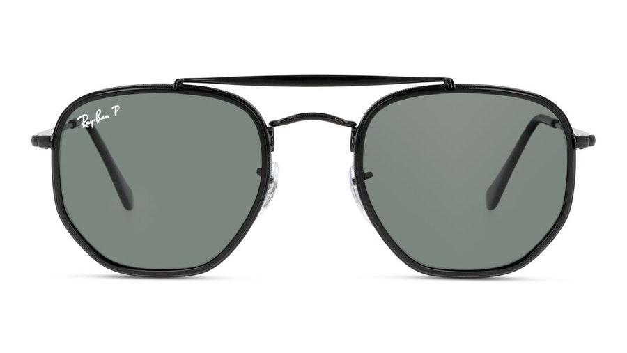 Ray-Ban The Marshal Ii RB 3648M (002/58) Sunglasses Green / Black