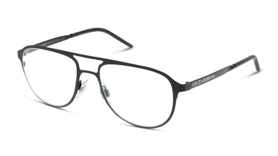 DG 1317 Men's Glasses Transparent / Black