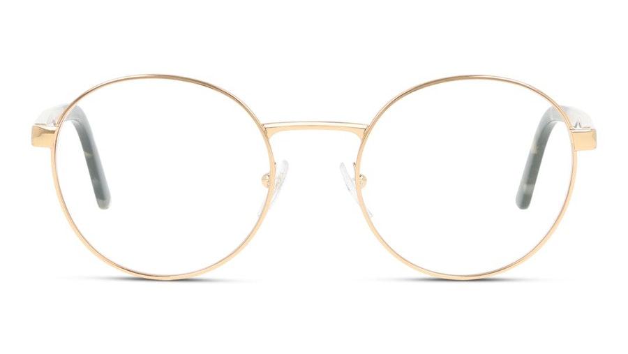 Prada Heritage PR 52XV Women's Glasses Gold