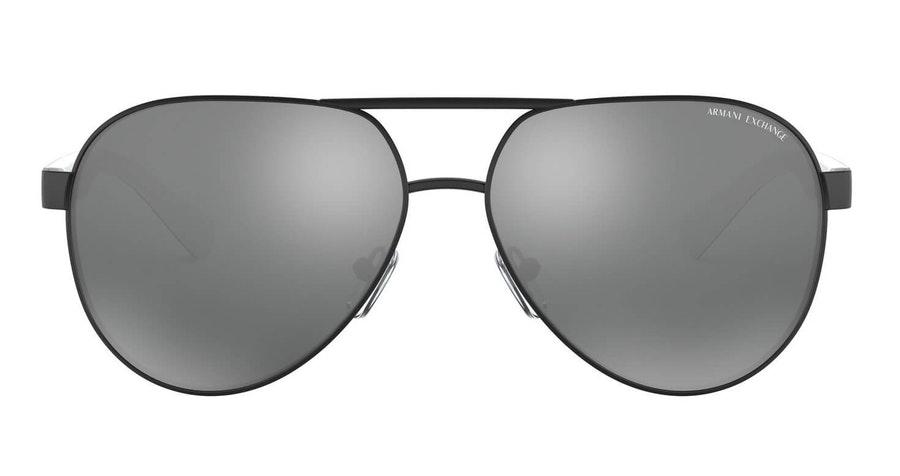 Armani Exchange AX 2031S (60636G) Sunglasses Grey / Black